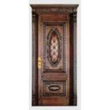 American Various Design PVC Wood Home Door