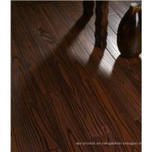 Suelo de madera dura preacabado de teca (Robinia)