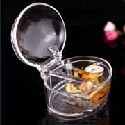 Imitation Shellfish Acrylic Music Boxes; Jewelry Box Music Boxes; Creative Gifts