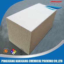 Сота кордиерита керамические монолит катализатор поддержка