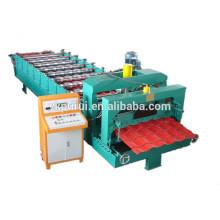 Kundenspezifische gebrauchte glasierte Fliesenrollenformmaschine