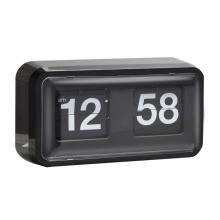 Horloge à rabat en plastique