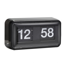 Plastic Box Flip Clock