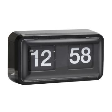 Plastic Box Flip Clock