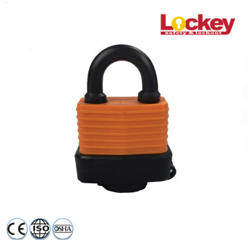 Safety Waterproof Laminated Gembok