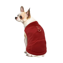 Autumn Winter Cold Weather Dog Vest