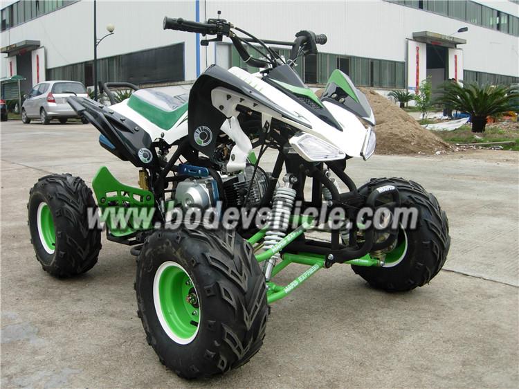Kids ATV Quads 110 cc mini ATV KAWASAKI STYLE China Manufacturer