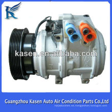Compresor del coche de las ventas al por mayor 6pk 12v para el kia