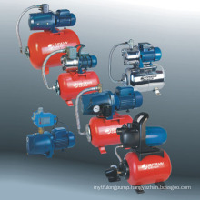 Jet Pump with Pressure Tank, Stainless Steel Jet Pump with CE