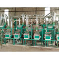 Oat flour milling machine
