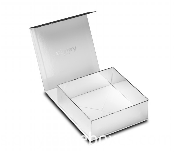 Collapsible Box with Side Way Folding