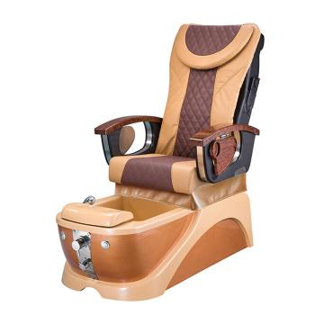 Pedicure Spa Chair Brown