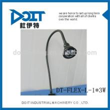 LAMPE DE MACHINE À LED L TYPE BASE DT-FLEX-L-1 * 3W