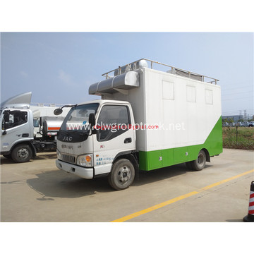 stainless steel Mobile food carts trailer for sale