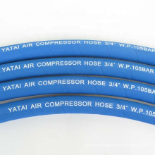Professional Air Compressed Oil Rubber Hose 3/4 Inch