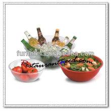 P152 Banquet Round Plastic Salad Bowl