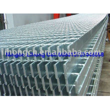 Flooring panel , steel flat panel , geogrid
