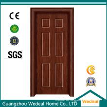 Puerta de madera sólida / puerta de madera compuesta para el proyecto del hotel