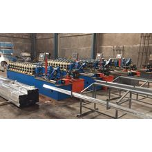 0-45 m / min speed light kiel rolvormmachine