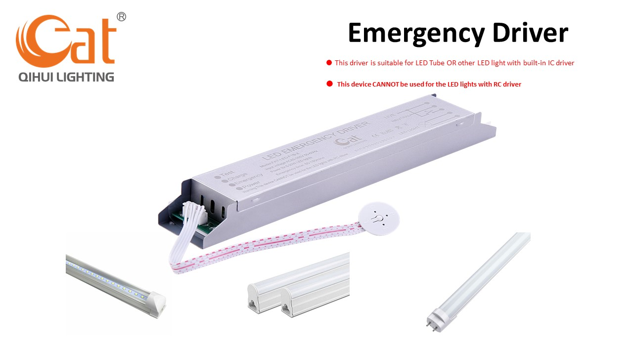 Emergency LED Tube