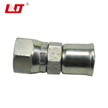 China Supplier Spare Parts For Excavator Connector Fitting