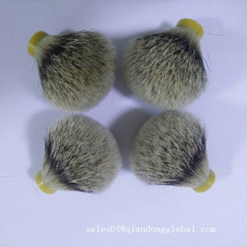 24 / 67mm Silvertip Badger Hair Knot