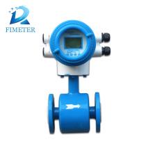 Screw connection flowmeter low cost electromagnetic water flow meter liquid flow meter