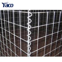 Yachao Тип лестницы самодельных габионов из Китая