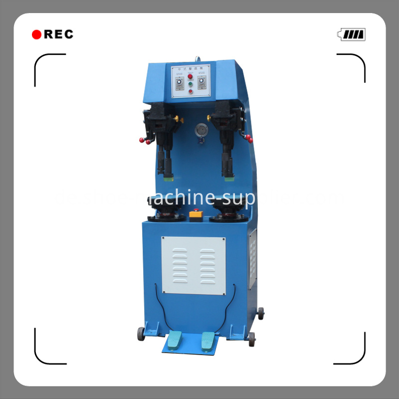 Hydraulic Sole Pressing Machine