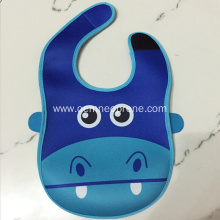 High Quality Waterproof Soft Neoprene Baby Bib