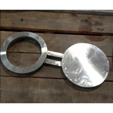 Ослепительный флажок для очков, Фигура 8 Фланец, Ослепительный фланец для очков из нержавеющей стали,