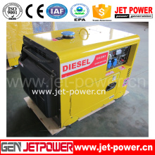 5kVA  Portable Diesel Generator for Honda 5kw with Ce