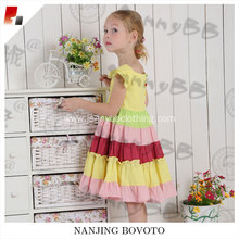 children boutique Fancy clothing rainbow dresses