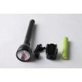 La más vendida XPE 18650 batería de aluminio Geepas USB linterna recargable LED antorcha