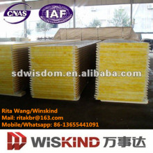 Glass Wool Sandwich Panel for Building Materials