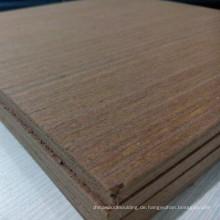 laminiertes Keruing-Holz
