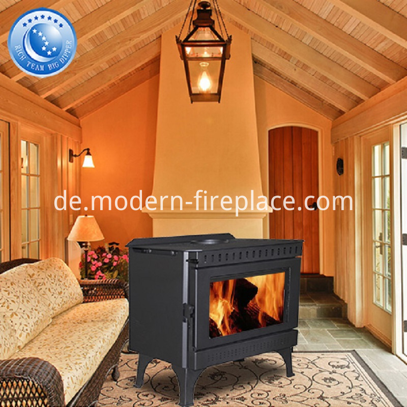 Wood Burning Stoves Steel Plate Installation