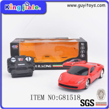 Kids play plastic toys trailer truck pull back car toy , toys truck , import toys from china