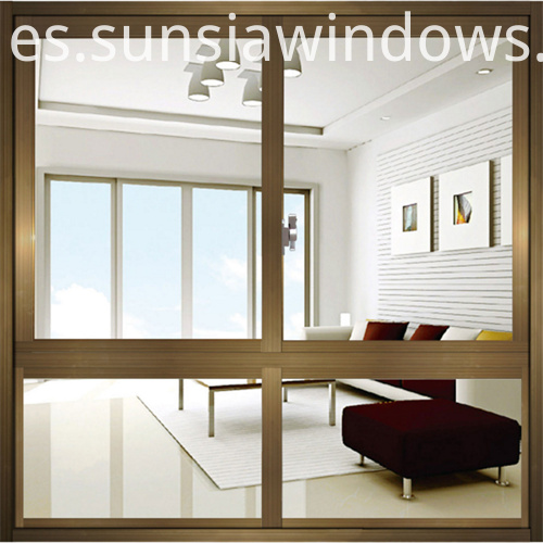 Heavy Duty Sliding window