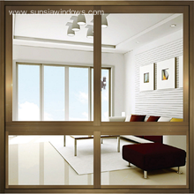 Heavy Duty Triple Glazed Aluminium Sliding Window