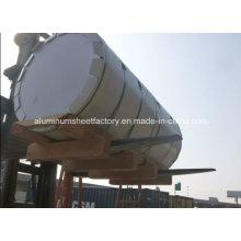 Bobina de aluminio laminado en caliente 3003 H14 H16 para carrocería de camión