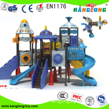 High Quality Outdoor Playground China Manufacturer (2011-041B)
