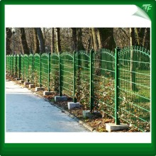 PVC Revestido 868 Twin Wire Fencing