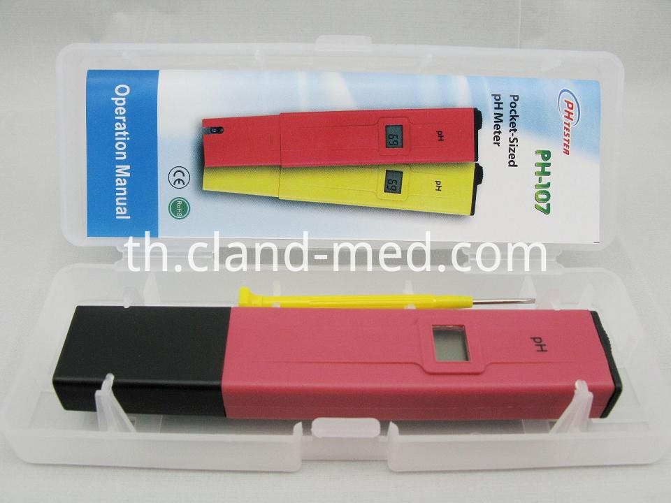 Ph 107 Pen Type Ph Meter 3