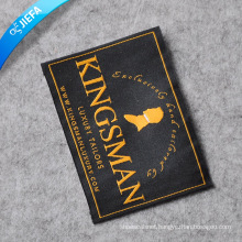 High Density Polyester Woven Labels for Garment