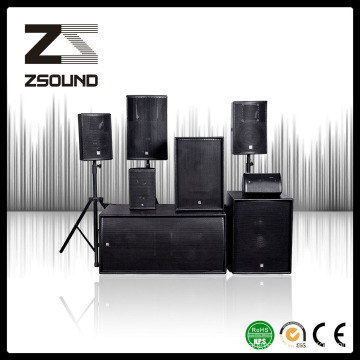 """S118h 18"""" Passive Audio Sound Subwoofer Systems"""