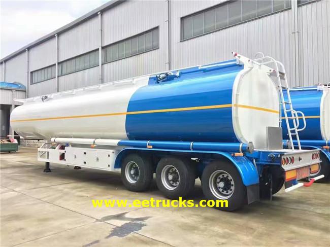 Gasoline Tanker Trailers