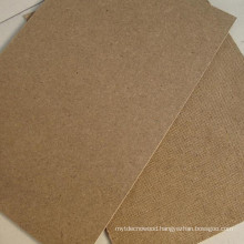 2.5mm Decorative Laminated Plain Hardboard From Shandong Manufacturer