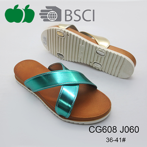 New Arrival Summer Popular High Quality Women Slipper