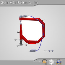 Martillo de cepillado neumático (180-0501A)